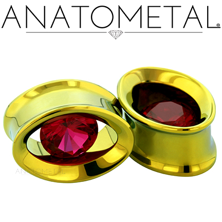 jewelry single stone ellipse eyelets 0005