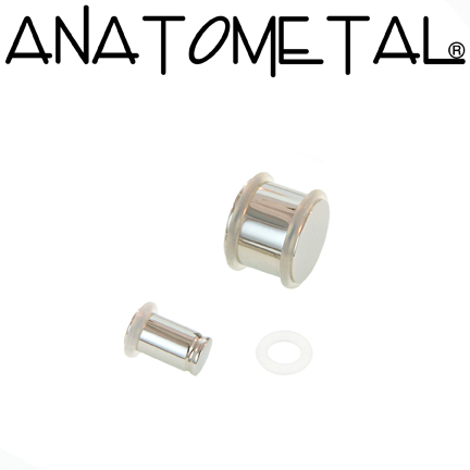 jewelry standard solid plugs 0006